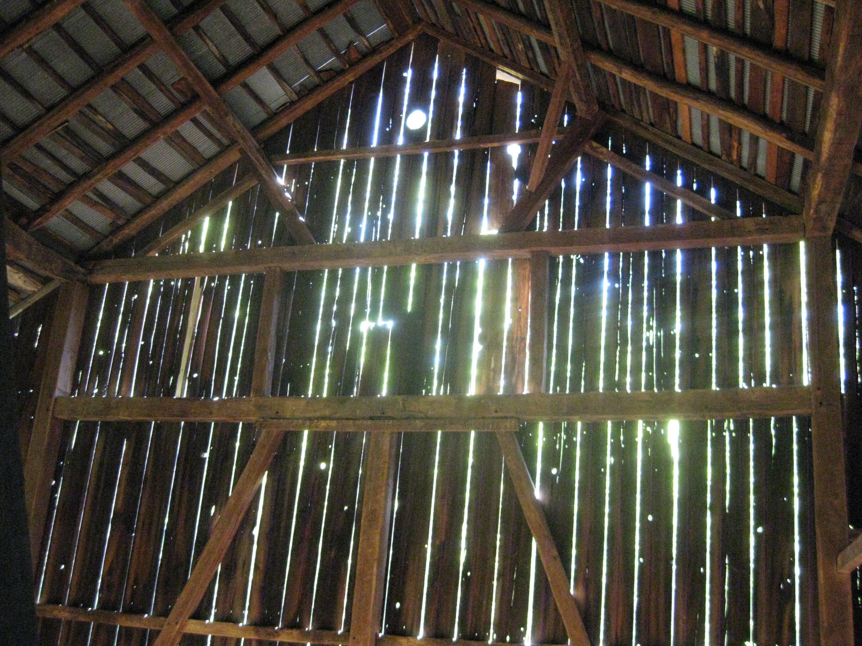54 -Outer Barn Frame