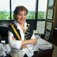 Mary Ann Scully, President and CEO of Howard Bank. Photo from Gazette.net.